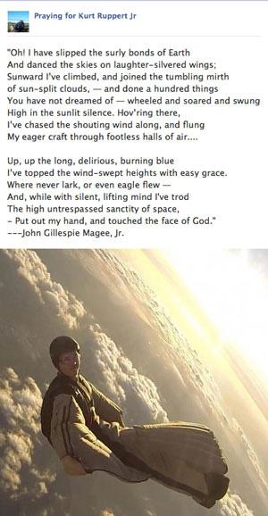From Praying for Kurt Ruppert Jr>